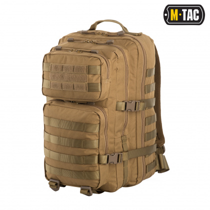 M-Tac рюкзак Large Assault Pack Tan