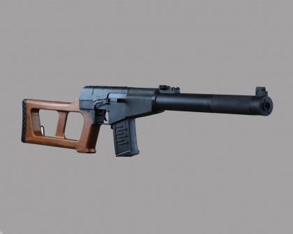 China made VSS Vintorez AEG Wood