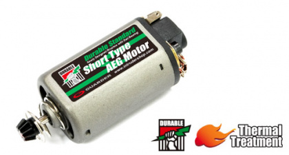 Guarder Durable Standard Short Type Motor