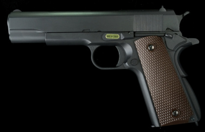 WE 1911 A-version (2 mag.) GBB