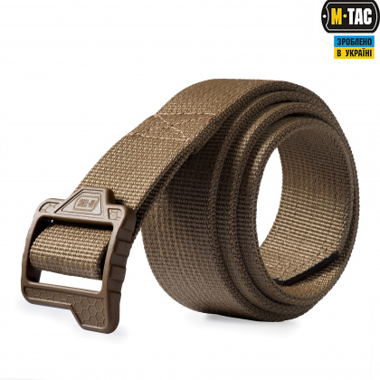 M-Tac ремень Double Duty Tactical Belt Hex Coyote