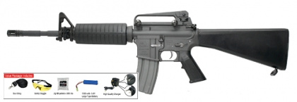 CA Sportline M15A4 Tactical Carbine (Metal Body)(Value Package)