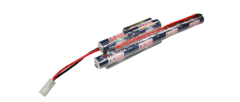 CA 2200mAH 12V 10pcs battery for G36 & CA8-2 series