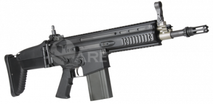 ARES SCAR-H BLACK