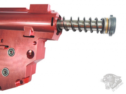 ZC Leopard QD CNC Gear Box Shell Ver.3 with Spring Guide