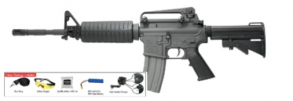 CA Sportline M15A4 CARBINE (Metal Body)(Value Package)