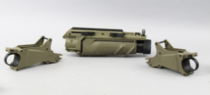 China made EGLM Grenade Launcher Tan