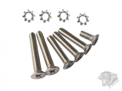 ZC Leopard Screw Set for Ver.3 Gear Box