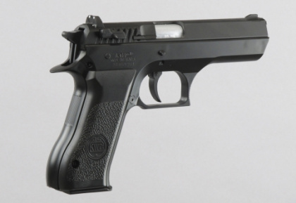 KWC JERICHO 941 Metal Slide CO2 Gun